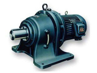 Allowable radial force P×(N) for 8000 series reducer
