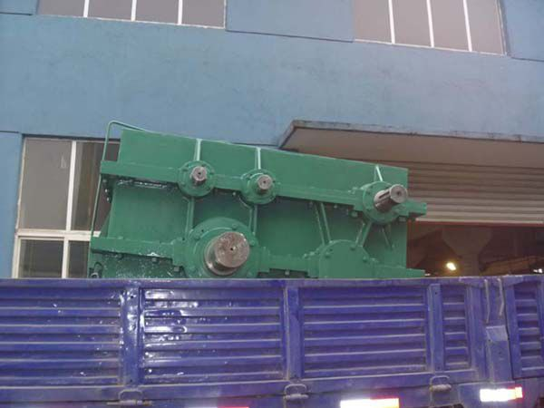 Brick machine dedicated ZSS reducer