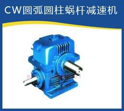 CW arc cylindrical worm reducer
