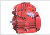 CWU arc tooth worm gear reducer