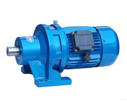 Cycloid reducer