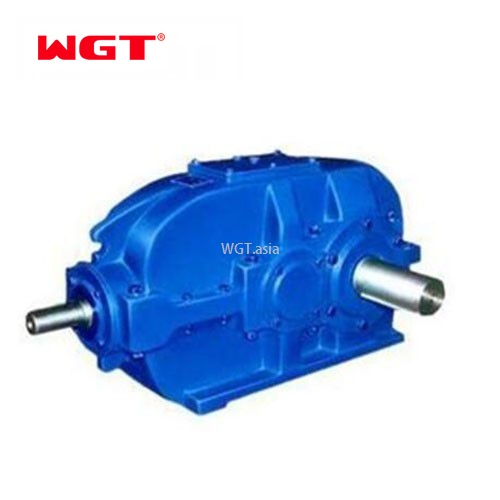 DBY DCY 250 450 500 three stage cylindrical gear reducer with 5hp motor -DBY-DBZ