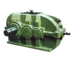 DCY series hard toothed conical cylindrical gear reducer