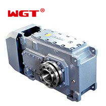 HB series industrial heavy duty helical bevel gearbox- HB