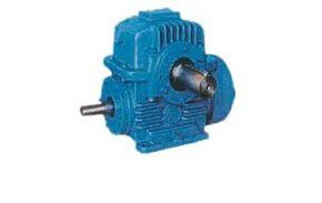 HWT worm gear reducer