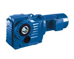 HXK series helical gear-bevel gear reducer