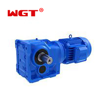 K77/KA77/KF77/KAF77Helical gear hardened reducer (without motor)