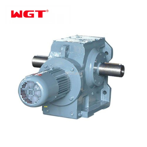 SA47/SAF47/SAZ47...Helical gear worm gear reducer (without motor)