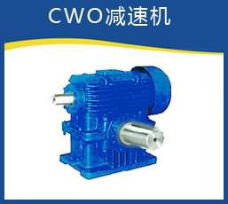 Hot-selling products CWO125-CWO500 type reducer