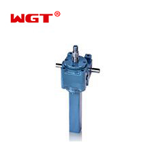 SWL/JWM series shoring screw jack 25KN Worm Gear Manual Operated Screw Jack with motor electric screw jack