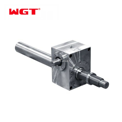 SWL worm gear screw jack drive