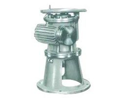 LCW vertical arc cylindrical worm reducer