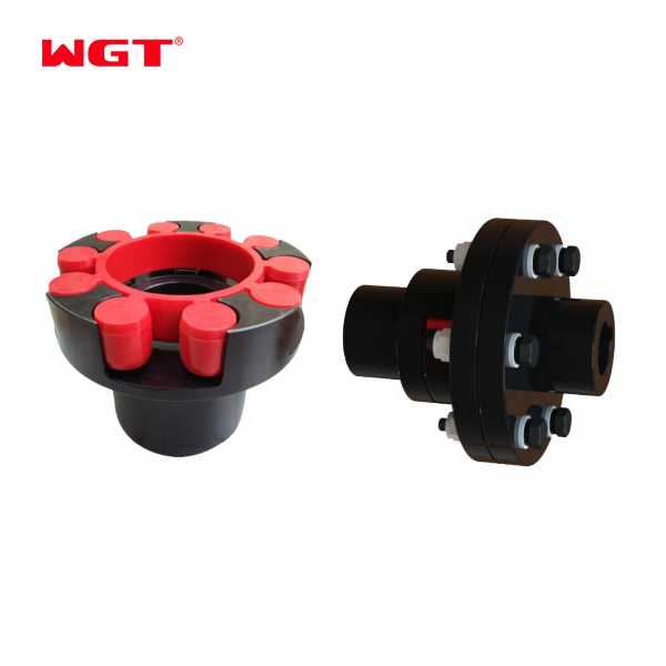 LM type plum blossom flexible coupling/Spider Jaw Coupling