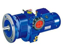 MB planetary friction type mechanical stepless speed changer