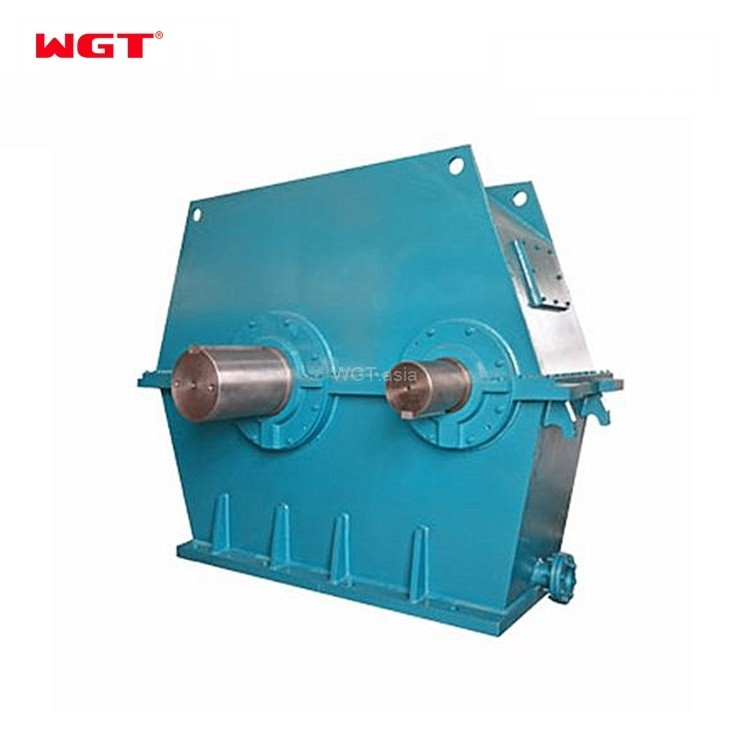 MBY1000 cylindrical gear reducer JDX/MBY Edge Single Drive Cylindrical Gearbox