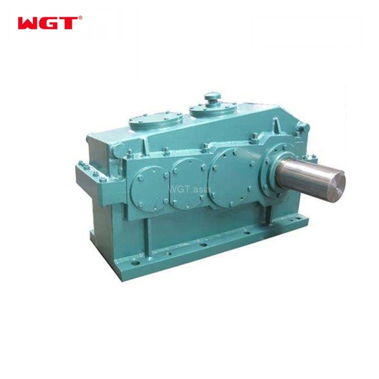 MBY1100 cylindrical gear reducer JDX/MBY Edge Single Drive Cylindrical Gearbox