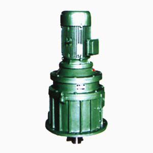 NGW-L vertical two-stage planetary gear reducer gearbox gearbox transmission
