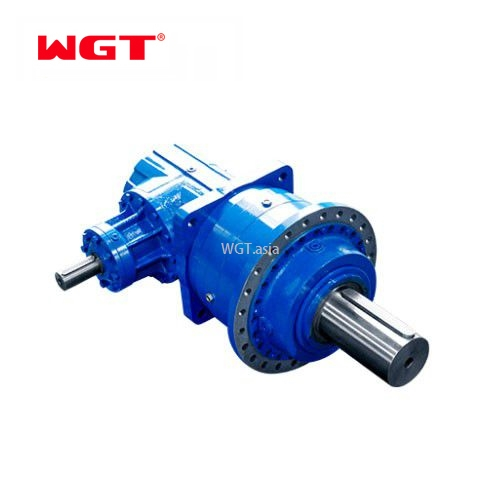 P helical gear stage planetary slew drive for solar power - P9-36