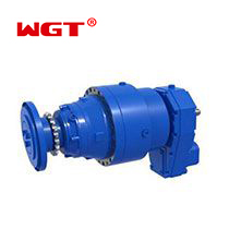 P modular design planetary gearbox with spline shaft -P9-36