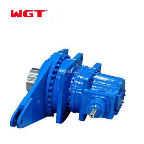 P series hollow shaft output gear motor reductor for gear motor -P