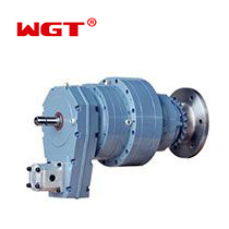 P series hydraulic geared motor planetary gearbox speed reduce -P series