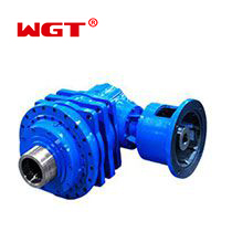 P series industrial planetary gear unit gearbox for conveyor drives