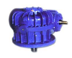 PWS plane double enveloping toroidal worm reducer