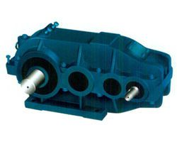 QJ-L(T) crane vertical gear reducer