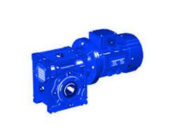 RV series aluminum alloy worm gear reducer