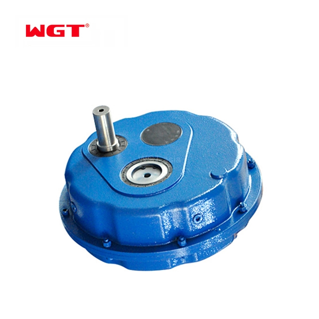 RXG35 TA shaft mounted gear speed reducer for Mining Conveyor
