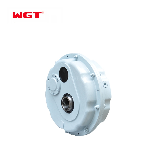 RXG80 SMR shaft mounted gear speed gearbox