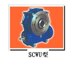 SCWU worm gear reducer