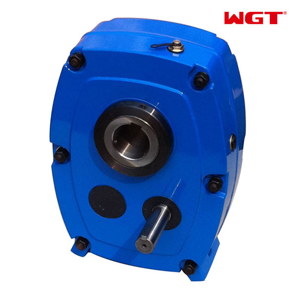 SMR E Φ55 ratio 5:1 reduction gearbox shaft mounted reducer belt reducer single stage
