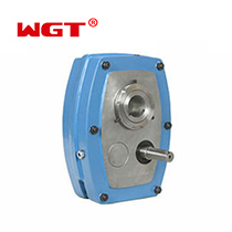 SMR F Φ65 ratio 13:1 reduction gearbox shaft mounted reducer belt reducer single stage
