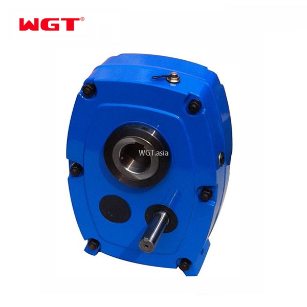 SMR G Φ75 ratio 20:1 reduction gearbox shaft mounted reducer belt reducer single stage