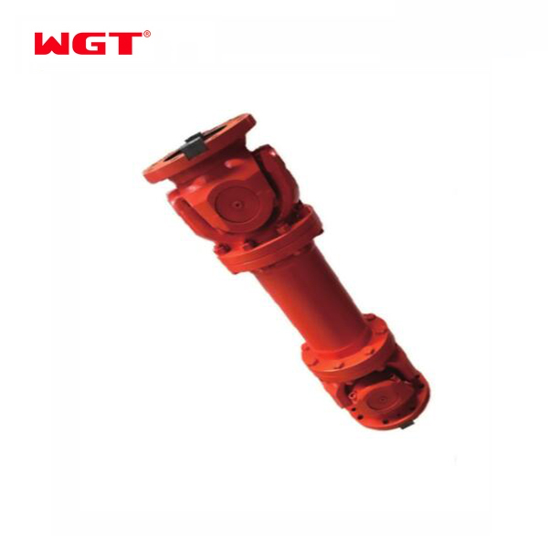 SWC BF (standard telescopic flange type) integral fork cross shaft universal coupling