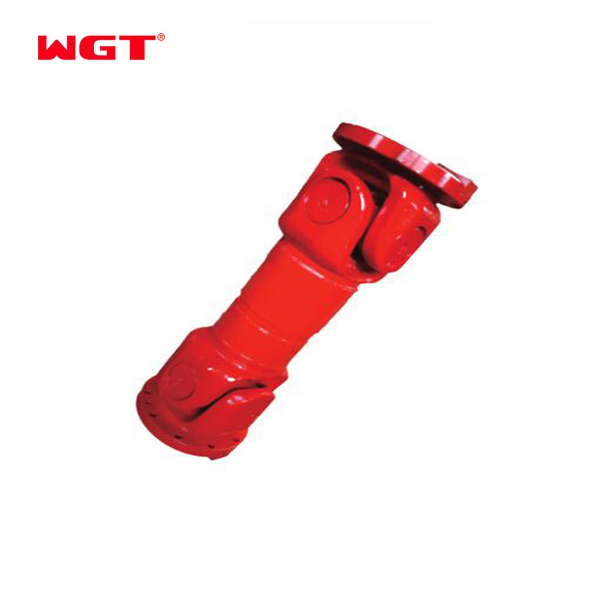SWC-DH (long telescopic welding type) integral fork cross shaft universal coupling