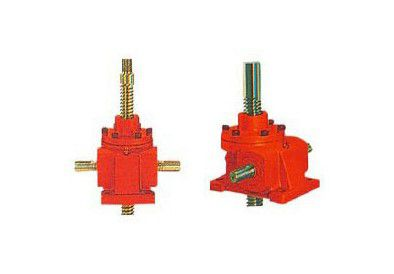 SWL /QWL /JWM worm gear screw lift