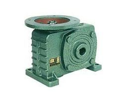 Single-stage FCDKZ type worm gear reducer