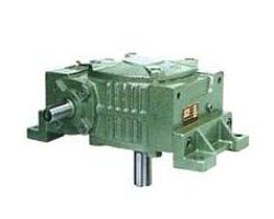 Single-stage FCW series worm gear reducer