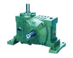 Single-stage FCWZ type worm gear reducer