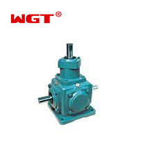 T series bevel gearbox for transmission machine T2-T25