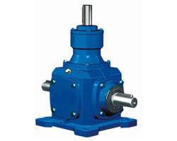 T series spiral bevel gear steering gear