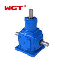 T series spiral bevel gearbox with high quality for agricultureT2-25