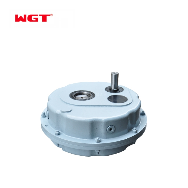 TA45-55D shaft mounted speed reducer with ratio