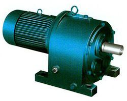 TCJ series hard tooth surface cylindrical gear reducer