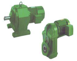 TCS type vertical shaft shaft mounted reducer