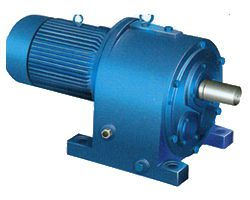 TY series coaxial hard surface reducer