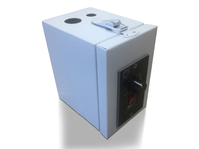 Universal governor installation box