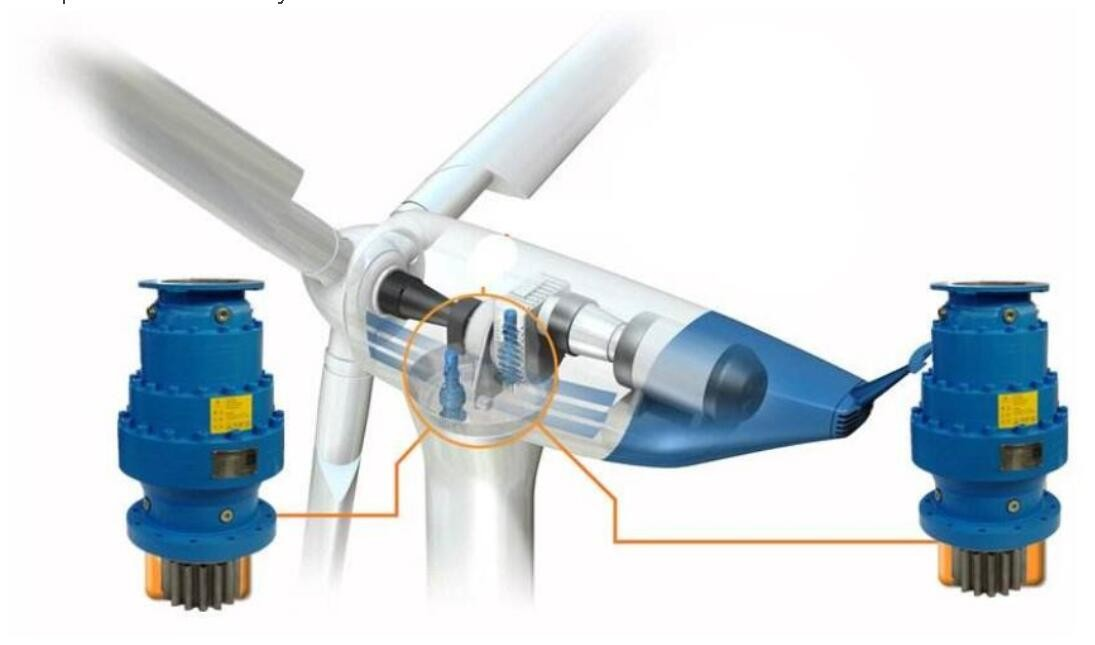 WG-ZS8-30240 Wind turbine speed increaser